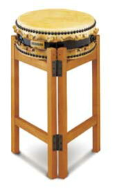 【受注生産品】SUZUKI 《スズキ》 平太鼓 目有合板 1尺3寸