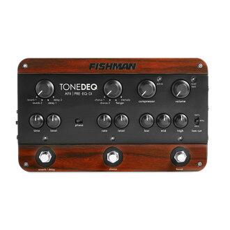 供Fishman菲什曼ToneDEQ Preamp EQ吉他使用的DI/之前放大器