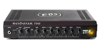 EBS E B S Reidmar 750 Lightweight 700W RMS Bass Amp base amplifier (head)