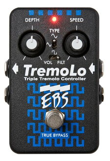 Effector (tremolo) for the EBS E B S TremoLor base