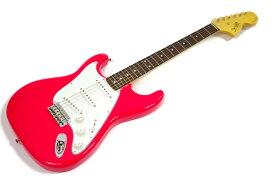 【送料無料】So what by 八弦小唄 GROOVEE GIRL Magenta/R <右利き用PU搭載> エレキギター