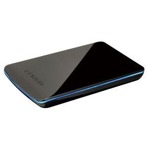 【中古】【30日保証】《送料無料》1分BOX 2.5SATA BLUELINE CENTURY/センチュリー/ハードディスクケース[CBL25U2]