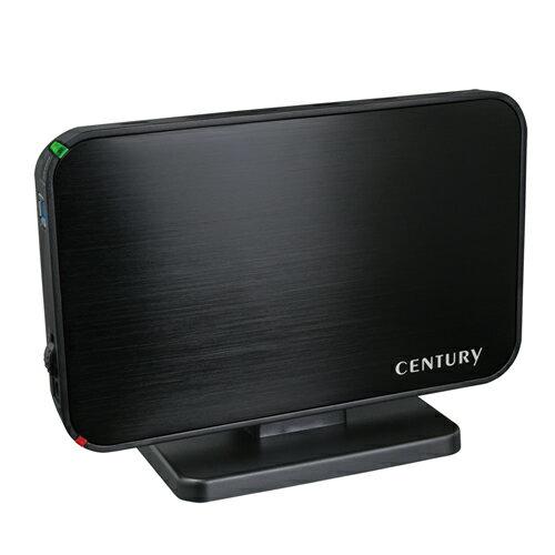 【中古】【30日保証】《送料無料》1分BOX USB3.0 SATA6G ブラック CENTURY/センチュリー/ハードディスクケース[COM35U3B6G]