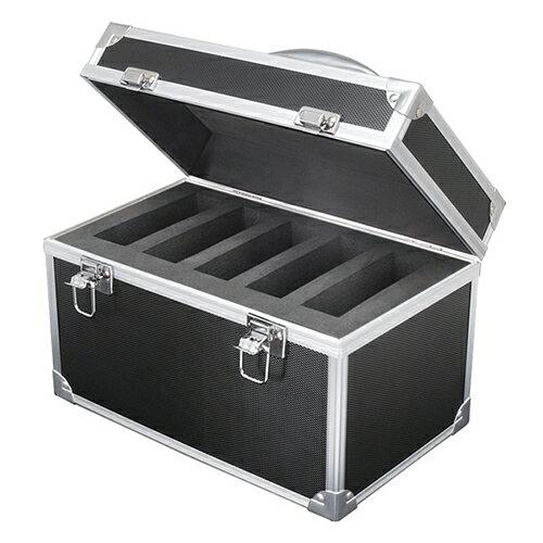 《送料無料》裸族のハードなケース[3.5インチHDD x 5台収納]ブラックモデル CENTURY/センチュリー/ハードディスクケース[CRHC-001/BK]