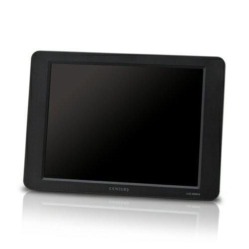 【中古】【30日保証】《送料無料》8インチ plus one VGA ブラックモデル [LCD-8000V2B] CENTURY/センチュリー