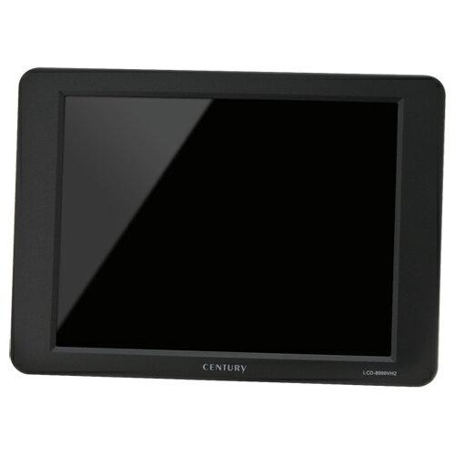 《送料無料》8インチHDMIマルチモニター plus one HDMI ブラック CENTURY/センチュリー[LCD-8000VH2B]