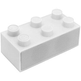 【中古】【30日保証】《送料無料》次世代スマートフォンスピーカー BrickS【ブリックス】ホワイト CENTURY/センチュリー[BRICKS-WT]