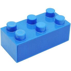 【旧型番/放出処分】《送料無料》次世代スマートフォンスピーカー BrickS【ブリックス】 ブルー CENTURY/センチュリー[BRICKS-BL]