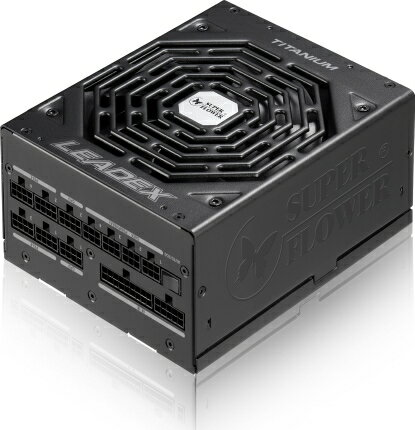 《送料無料》スーパーフラワー電源ユニット Leadexシリーズ 750W 80PLUS Titanium認証 海外パッケージ [SF-750F14HT/E]
