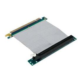 【バルク品】《送料無料》iStarUSA 『 PCIe x16スロット 用ライザーケーブル (延長ケーブル)』[DD-666-C7-C]