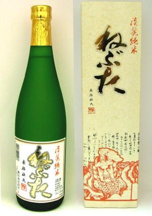 【青森の酒】桃川 ねぶた淡麗純米 720mL