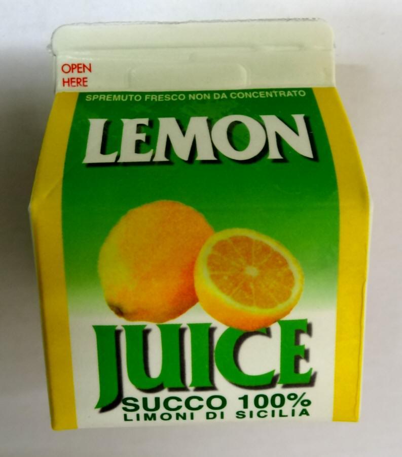 【クール便冷凍】オランフリーゼル シチリア産レモンジュース250mL 冷凍 ×12本