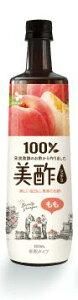 CJジャパン美酢ミチョもも900ml