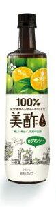 CJジャパン美酢みちょカラマンシー900ml