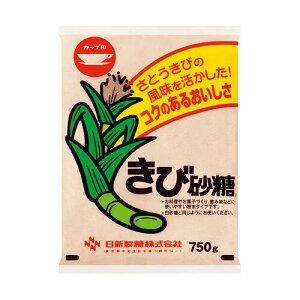 日新製糖きび砂糖750g