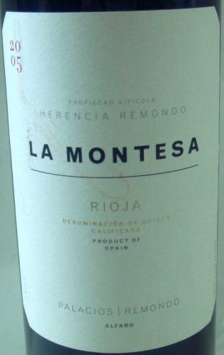【スペインワイン】ラモンテサ375mL(ハーフサイズ)