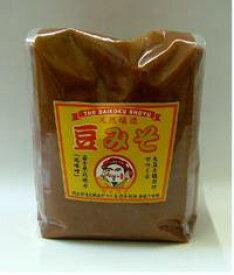 【クール便】【岩手の味】【岩手県北軽米町】大黒醤油 豆味噌 800g