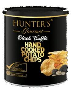 ハンターポテトチップス黒トリュフ風味40g