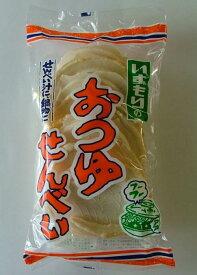 【青森の味】【せんべい汁】いずもり おつゆせんべい11枚入り 10袋