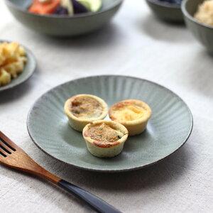 ウラヌス 取り皿16.5cm 日本製 美濃焼 RK50皿 小皿 中皿 和皿 丸皿 豆皿 漬物 醤油 取り皿 取り分け皿 定食皿 小付け プレート 深緑 緑 グリーン 食器 うつわ 器 皿 お皿