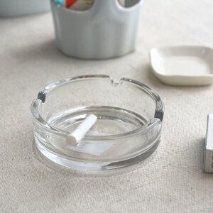 ビストロ灰皿(大) クリア ガラス AT400 灰皿 スタンド 屋外 おしゃれ オシャレ 卓上 ガラス 可愛い iqos プレゼント 業務用 大容量 アストレイ アシュトレイ ハイザラ はいざら haizara カフェ