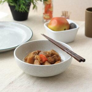 白雪肉じゃが鉢 昔ながらの和食に 食器 煮物 和食 器 角煮 国産 美濃焼 訳あり