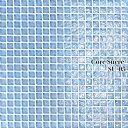 ガラスモザイク タイル おしゃれ モザイクタイル DIY ガラスタイル クラフトタイル 浴室タイル デザインタイル 可愛いタイル【コアシュ…