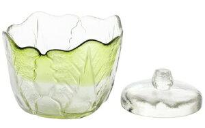 白菜ガラス漬物鉢