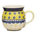 セラミカ(ツェラミカ)【チェルシー】リップマグ(0.25L)[マグカップ]|ポーリッシュポタリー(ポーランド食器・ボレスワヴィエツ(ブンツラウ)・北欧・Ceramika Artystyczna)|セラ