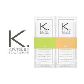 初回限定/ケフトルEX(kfutol)/アミノシャンプー&コンディショナー のトライアルお試しセット|セラピュア|育毛シャンプー・メンズシャンプー・男性用シャンプー・ノンシリコンシャンプー・アミノ酸系・フケ・低刺激性・スカルプケア・頭皮ケア|メール便(ポスト投函)