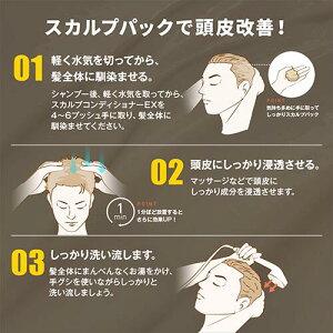 2本セット/ケフトルEX(kfutol)髪のミライを育む大人の頭皮ケア基礎セットA/アミノシャンプー&スカルプコンディショナーセット各500ml セラピュア 育毛シャンプー、ノンシリコン・アミノ酸系・スカルプケア・無添加・無香料・無着色料・パラベンフリー 男女兼用