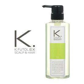 ケフトルEX(kfutol)/アミノシャンプー500ml単品|セラピュア|育毛シャンプー、ノンシリコンシャンプー・アミノ酸系・フケ・低刺激性・スカルプケア・頭皮ケア|男女兼用