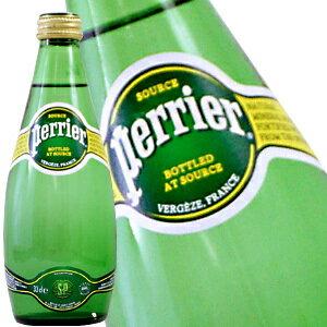 ペリエ[perrier] 炭酸水 ナチュラルプレーン330ml瓶×24本[水・ミネラルウォーター]【同梱不可】1ケース1配送でお届け【4月26日出荷開始】