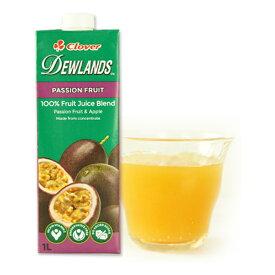 デューランド パッションフルーツジュース1L×1本[常温/全温度帯]【3〜4営業日以内に出荷】