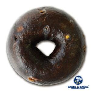 ベーグル・アンド・ベーグル[BAGEL&BAGEL]ココアホワイトチョコベーグル×1個[冷凍のみ]【3〜4営業日以内に出荷】