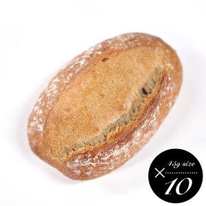 ル・フルニル・ドゥ・ピエール[LE FOURNIL DE PIERRE]ミニ パン ド カンパーニュ 45g×10個[冷凍]【2〜3営業日以内に出荷】