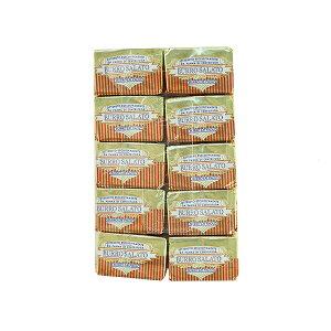 イタリア産 パオリ 有塩発酵バター ブーロサラート 12.5g×10P[冷凍]【4〜5営業日以内に出荷】