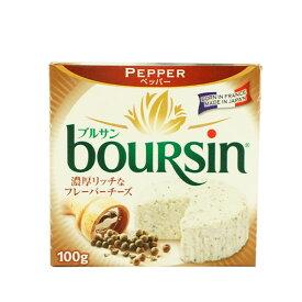 ブルサン ペッパー 100g[冷蔵]【3〜4営業日以内に出荷】