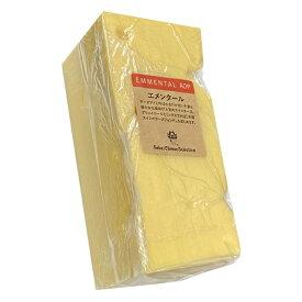 スイス産 エメンタールチーズ 約1kg(900-1100g前後)[賞味期限:お届け後20日以上][冷蔵]【2〜3営業日以内に出荷】