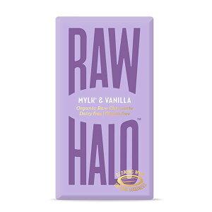 RAW HALO(ローハロ)ミルキーバニラ タブレットチョコレート 35g[冷蔵]【3〜4営業日以内に出荷】