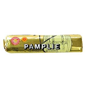 パンプリー[PAMPLIE]食塩不使用 AOPバター[ロール]250g×1[冷凍]【2〜3営業日以内に出荷】