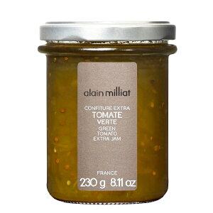 アラン・ミリア[alain millia]フランス産 グリーントマトジャム[常温/全温度帯可]【3〜4営業日以内に出荷】