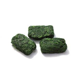 《ボンデュエル》冷凍 エピナール・ブランシュ・ブロック(ホウレンソウステーキタイプ)1kg[冷凍]【3〜4営業日以内に出荷】