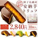 【送料無料】種子島純産安納芋トリュフ(10個入)