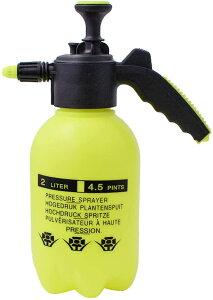 高圧洗浄機 家庭用 ハンディ 高圧洗浄器 噴霧器 手動 本体 加圧ポンプ式 空気加圧式 小型 電源不要 洗車 ジェット水流 噴射 掃除 泡洗浄
