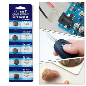 ■送料無料■CR1220, 10個セット■DL1220, SB-T13■リチウム電池