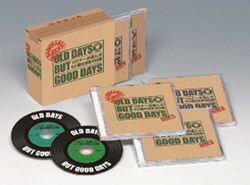 リスナーが選んだラジ関の洋楽100曲 OLD DAYS BUT GOOD DAYS(CD)【フォーク・ポップス CD】