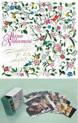 中森明菜 シングルス・ボックス 1982‐1991(CD)