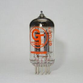 GT- 12AT7 グルーブチューブ プリ管 真空管 別称ECC81 フェンダーアンプ等の位相反転チューブに使用されている ドライバー用真空管 ギターアンプ チューブ アンプギター Groove Tubes 送料無料 あす楽