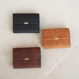 ANNAK Pueblo Leather Flap Wallet・小財布一番人気